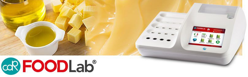 Sıvı ve Katı Yağlar için CDR FoodLab®