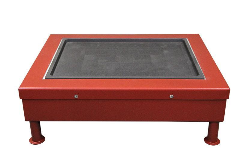 SPECIAL PLATE (maximum operating temperature: 350°C)