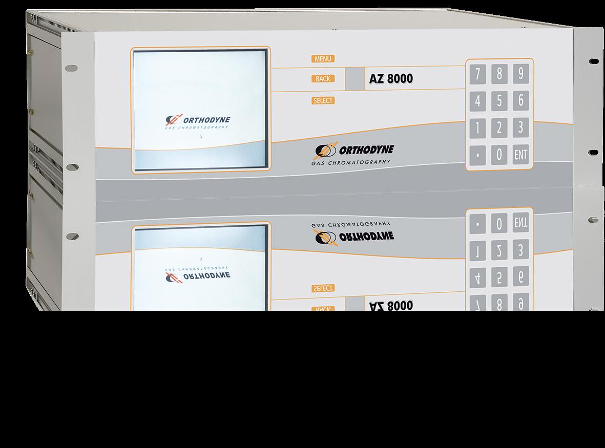 Trace Nitrogen Analyser – AZ 8000