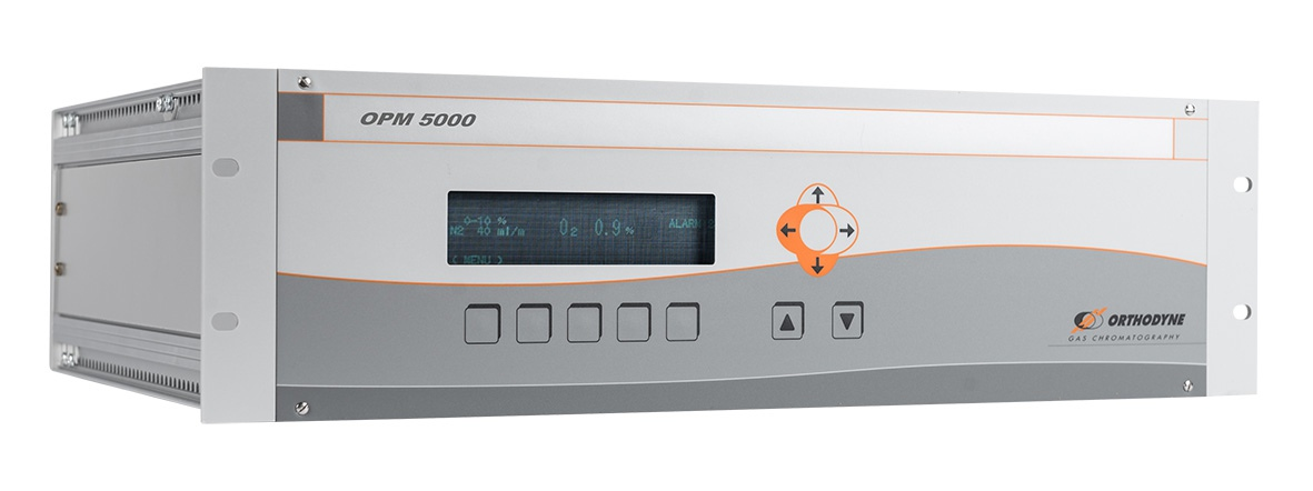 Oxygen Analyser (%) - OPM 5000