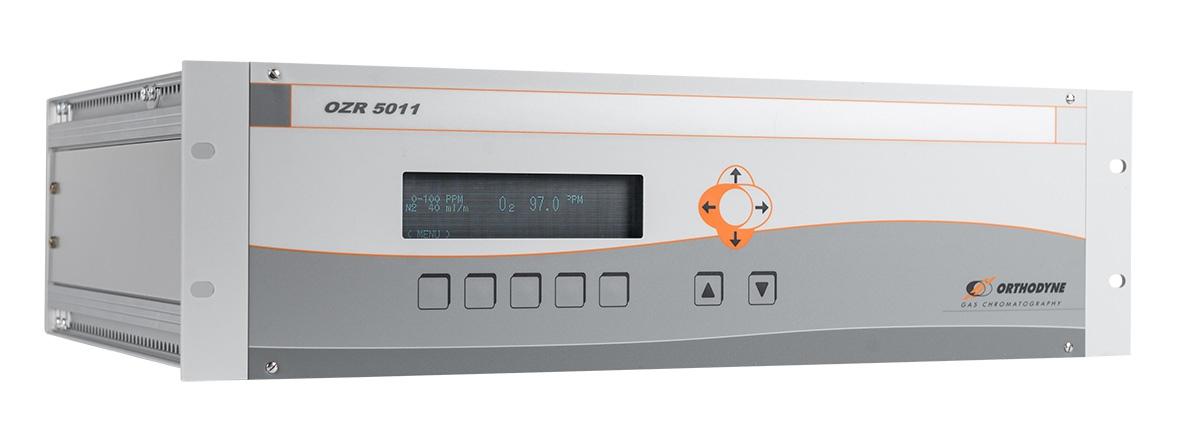 Trace Oxygen Analyser - OZR 5000